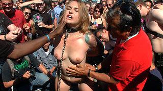 Folsom Street Whore - PublicDisgrace