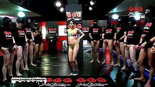 khadisha Latina little cock teaser - German goo girls