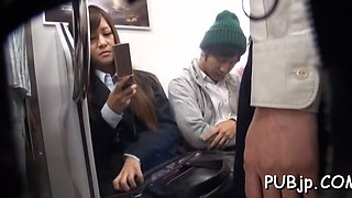 fucking a sweet girl on the bus clip video 1