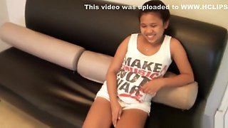 Busty teen Filipina girl fuc...