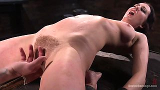 fingered and facefucked by the master