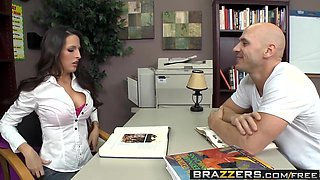 Brazzers - Big Tits at School -  Hot Learning Techniques sce