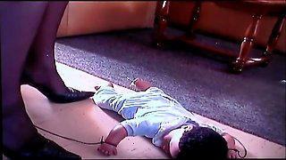 Facesitting Babysitter and trample
