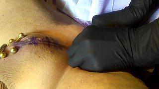 Guiche piercing new asshol