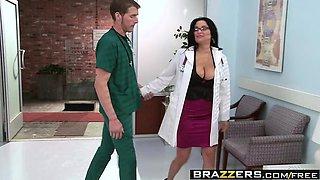 Brazzers - Doctor Adventures - NipFuck scene