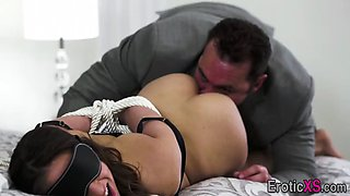 bound and dominated babe