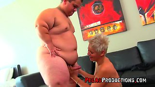Alyson Queen is the real master of fucking with short but horny dude