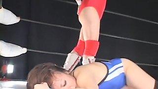 Champion Match (SWA-05) Japanese Girl Wrestling - p1