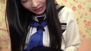 Mix Of Cute Petite Japanese Schoolgirls Being Abused &_ Fucked