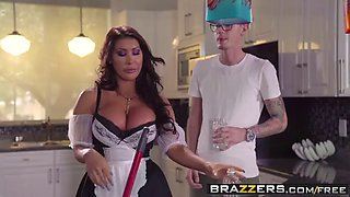 brazzers - brazzers exxtra - maid to nurture scene starring