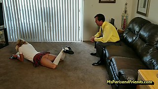 Ms paris and her taboo tales &#34daddy daughter experience&#34