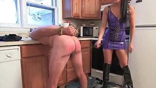 Mistress femdom sadist bondage balls busting music by ivvill