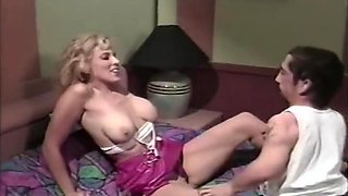 Blonde Milf Gets Fucked By A White Guy