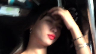 Amateur filipina prostitute picked up at store