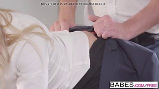 babes - office obsession - hard at work starring frankie g a