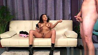 Cfnm Ebony Mistress Mock