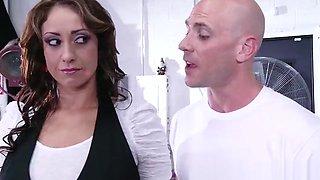 Brazzers - Dirty Masseur - Eva Notty Johnny Sins - Huge Tits