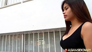 busty filipina bernadette