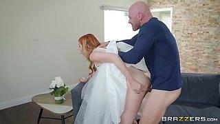 Lauren Phillips & Johnny Sins in Wedding Planning Pt. 2 - BrazzersNetwork