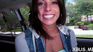 nonstop sex in a bang bus video