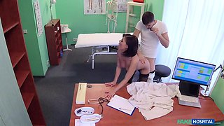 doctor fucks a patient's hot wife
