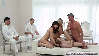 Teen gets fucked by old man I may be married to companions brother Steele but its his