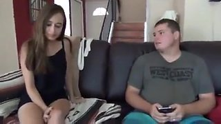Sister Makes Amends for Breaking  brothers I-Pad !