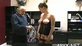 kinky bondage sex with hot female