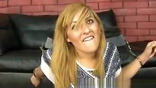 Hunter Paige extreme latina throat fuck