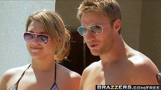 Brazzers - Big Tits In Sports - Water Polo Ho scene starring