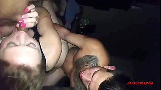 Find your slut at fastsex69.com fucking friend&#39s girl while he is drunk in the club