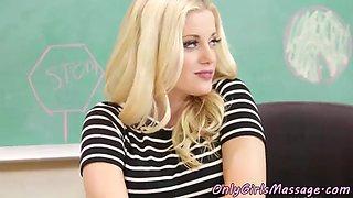 lesbo schoolgirl sixtyninning her teacher
