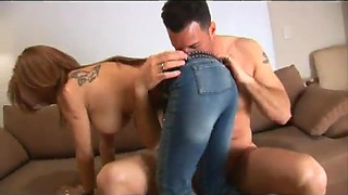 Her cock sucking abilities need to be rewarded with a penetration