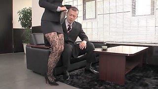 Best Japanese whore in Fabulous Foot Fetish, MILF JAV video