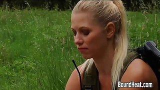 Slave Huntress 2: Hunting Two Beautiful Sisters