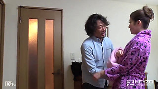Sudden Sex With A Japanese Slim Beauty