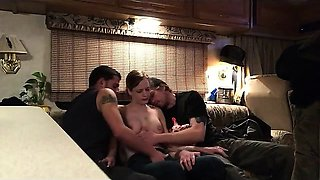 Reality Kings Amazing threesome