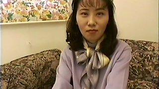 Crazy Japanese slut in Amazing Blowjob/Fera, Uncensored JAV movie