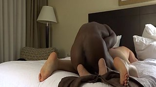 Dominique's First BBC Fucks Her Hard and Deep Part 2