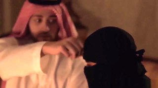 Voodoo Spell on Arab Woman