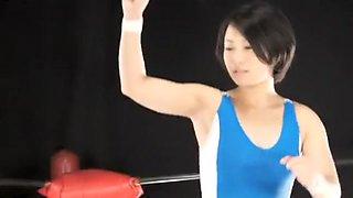 Japanese Girl Wrestling - STT-05 (P12)