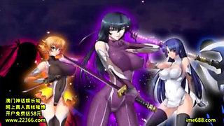 Demons Versus Ninja Asagi Another Story Japanese 3