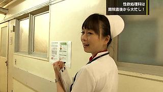 Japanese Nurse Sex Service 1