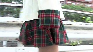 Tokyo school girl