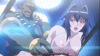 hentai monster destruction compilation #1 hd