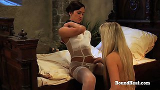 Disappeared On Arrival Slave Is Humble Towards Mistress