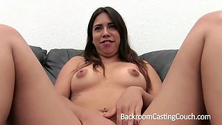 Young Mexican First Assfuck