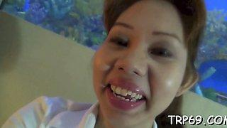thai girl fondles her wet twat film