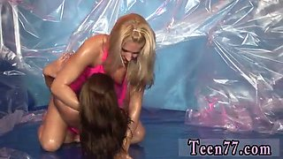 Amateur teen babe first anal Hot nymph wrestling