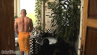 Bathtub Surprise